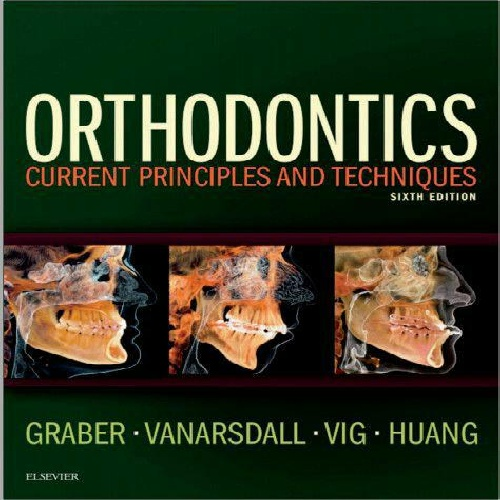 دانلود کتاب Orthodontics Current Principles and Techniques, 6ed (2017)